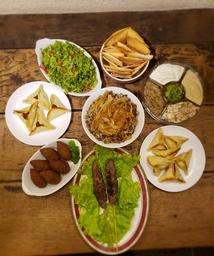 Mezze Árabe