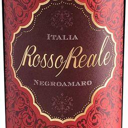 Vinho negroamaro rosso reale