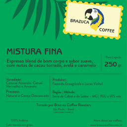 Mistura Fina Espresso Blend - 250g