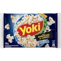 Pipoca Manteiga Yoki