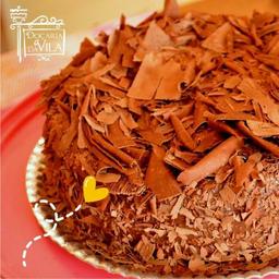 Mousse chocolate - fatia 120g