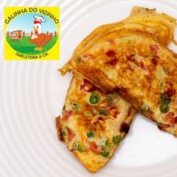 Omelete de Muçarela