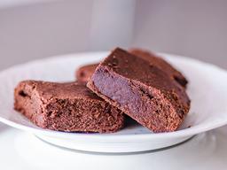 Brownie com Açúcar Mascavo