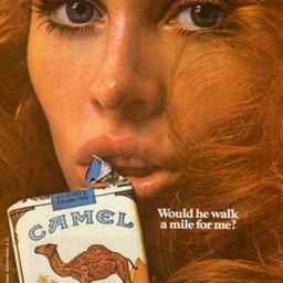 Cigarros Camel