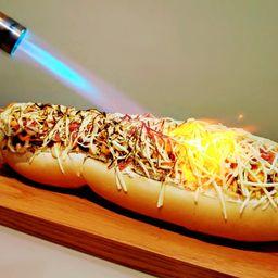 Hot Dog 30cm Maçaricado