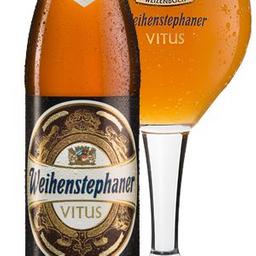 Weihenstephaner vitus bock garrafa 500ml