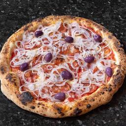 Pizza de Calabrese