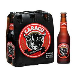 Cerveja Caracu Long Neck 355ml Und.