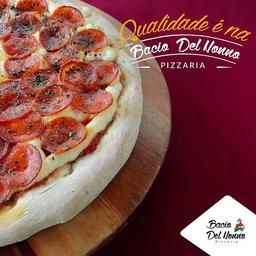 Pizza Grande Salgada 3 Sabores