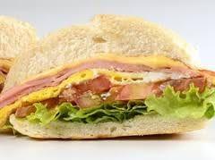Sanduiche Americano