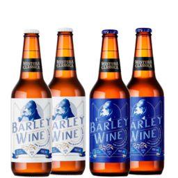 Kit Mistura Clássica Barley Wine com 4 Cervejas