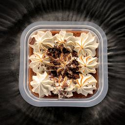 Mousse de Chocolate com Merengue Italiano