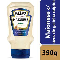 Maionese Heinz 390g