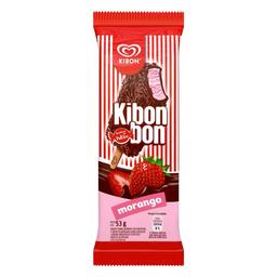 Kibon Bon no Palito de Morango