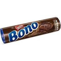 Biscoito Bono Recheado Chocolate - Nestlé