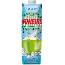 Água de Coco Mineiro 1L
