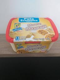 Mousse de Maracujá - 1,5L