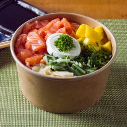 Tirashi Easy + Refrigerante