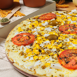 Pizza Vegetariana - 35cm