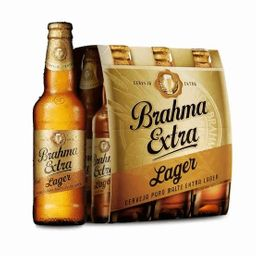 Combo Brahma Extra Lager