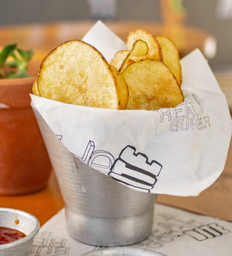 Chips fries