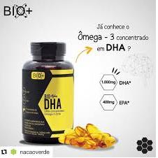 Bioalpha Dha Ultra Concentrado 1000mg - 60 Cápsulas
