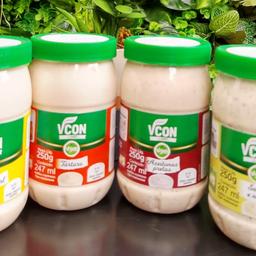 Maionese Vegana  Vcon - 250g
