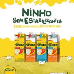 Leite Integral Ninho 1L