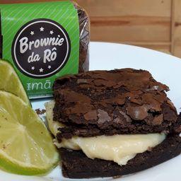 Brownie de Limão - 80g