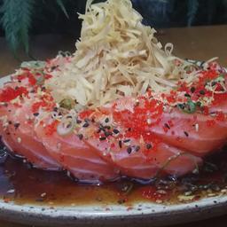 Sashimi shake hara