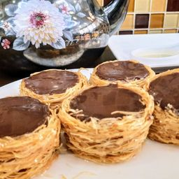 Ninho Especial de Chocolate - 50g