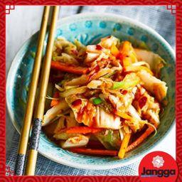 Porção de Kimchi