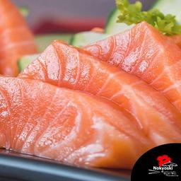 Sashimi Salmão/Peixe Branco (Tilápia)