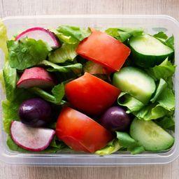 Salada arabia - meia porcao