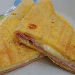 Crepioca queijo branco