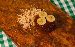 Bolinho de Banana Vegano