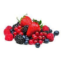 Milk Shake de Frutas Vermelhas