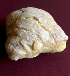 Pão Ciabatta Branca