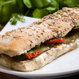 Sanduíche italiano