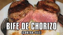 Bife de Chorizo e Linguiça 2 Pessoas