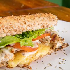 Sanduíche Fit de Frango 15cm
