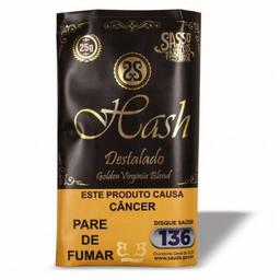 Tabaco Sasso Hash Destalado Extra Suave 25g