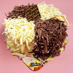 Torta Dominó - Pequena