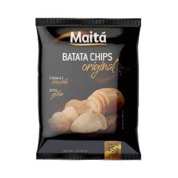 Batata Chips Lisa Maitá Natural - 45g