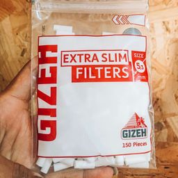 Filtro gizeh extra slim 5.3mm