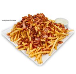 Batata com Bacon - 400g