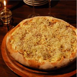 Pizza Grãos de Mostarda