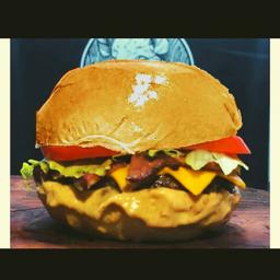 Hambúrguer Artesanal de Fraldinha
