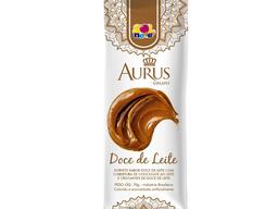 Picolé Aurus Doce de Leite