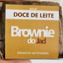 Brownie Doce de Leite - 1 Unidade